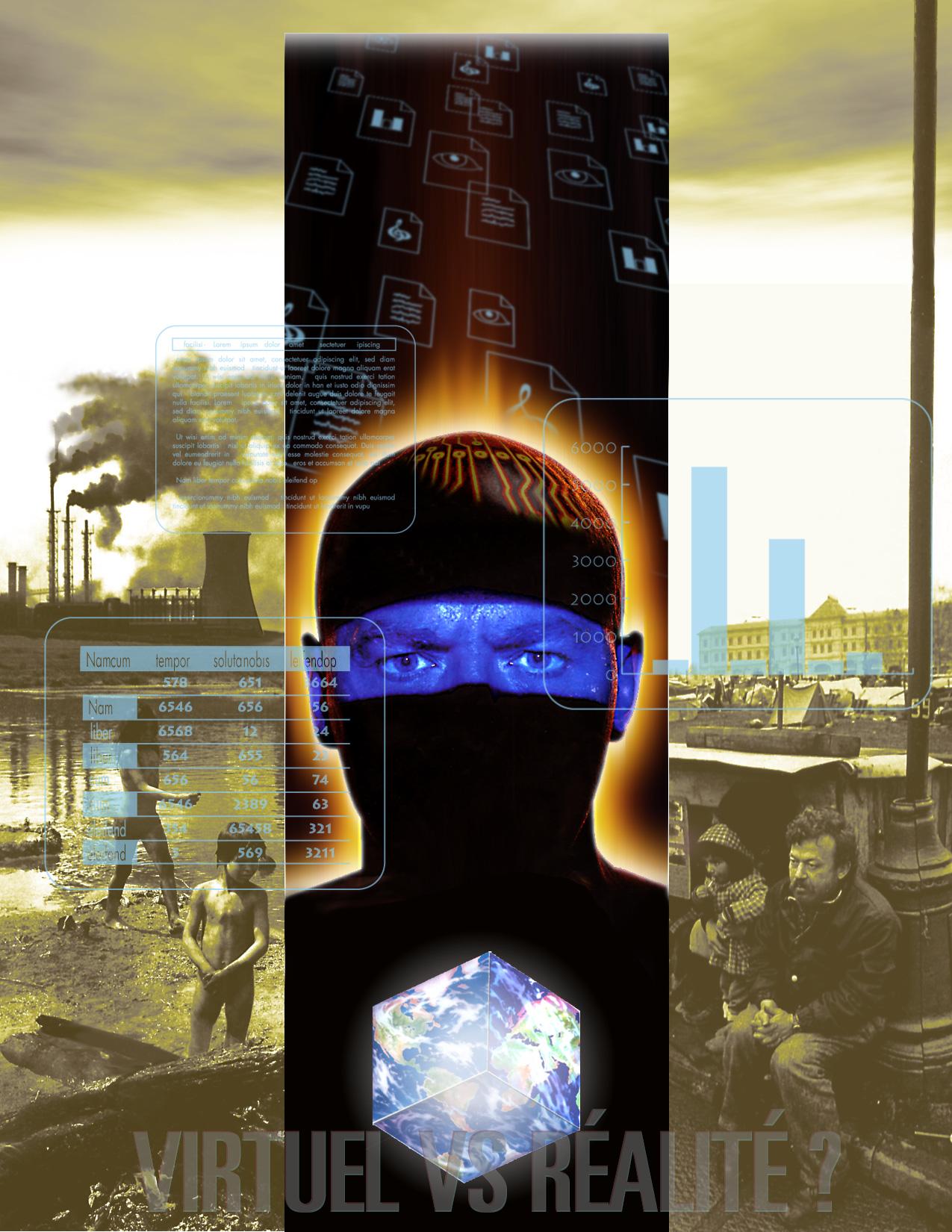 Virtuel vs réalité