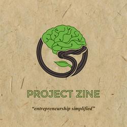 Project Zine podcast logo