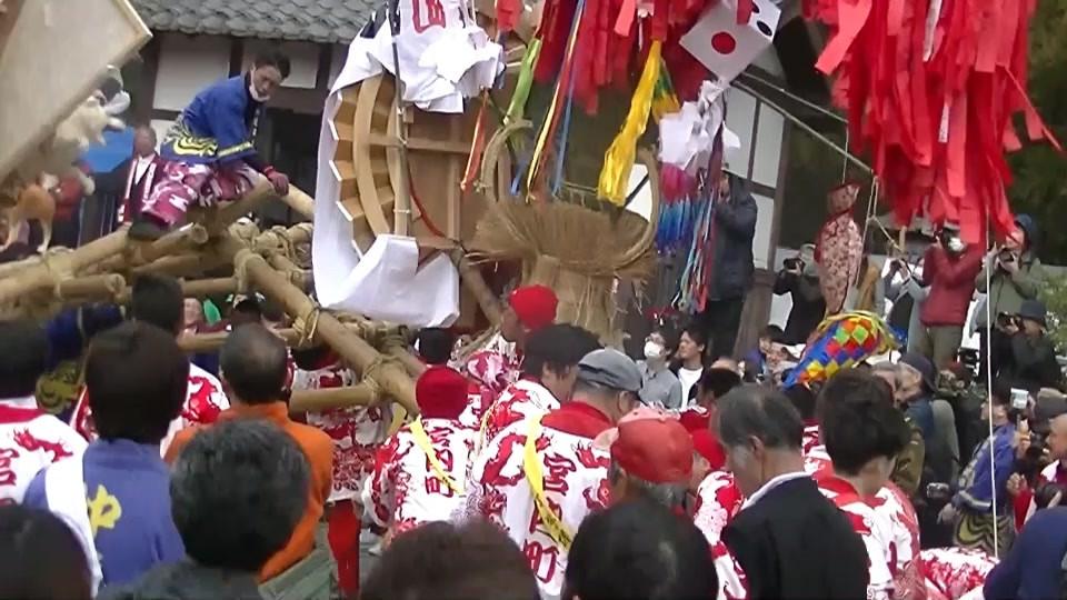 ケンカ1(仲屋町vs宮内町)