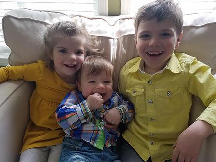 trouble trio