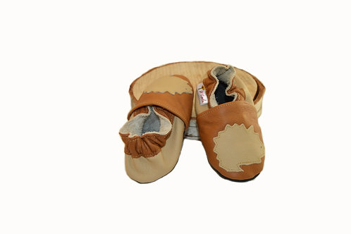 Genuine Full Leather Moccasins
