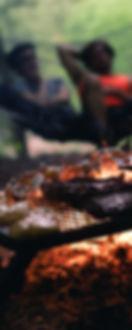 Gotowanie nad ogniskiem