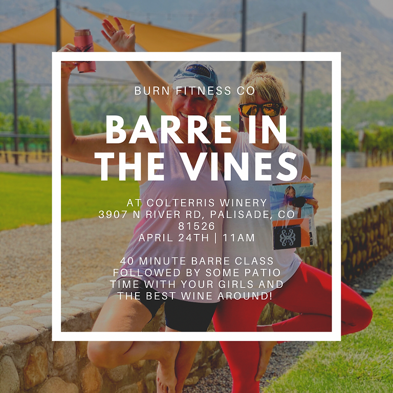 Barre in the Vines