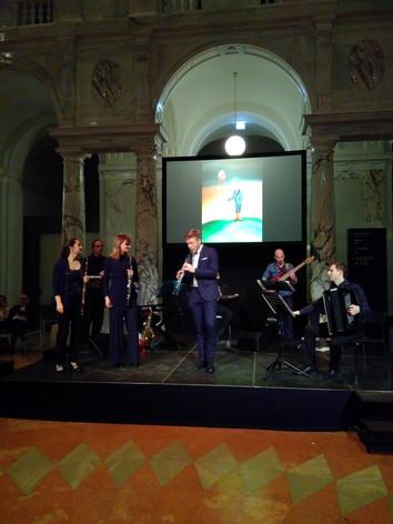 Trio ViennAir feat. Damian Keller