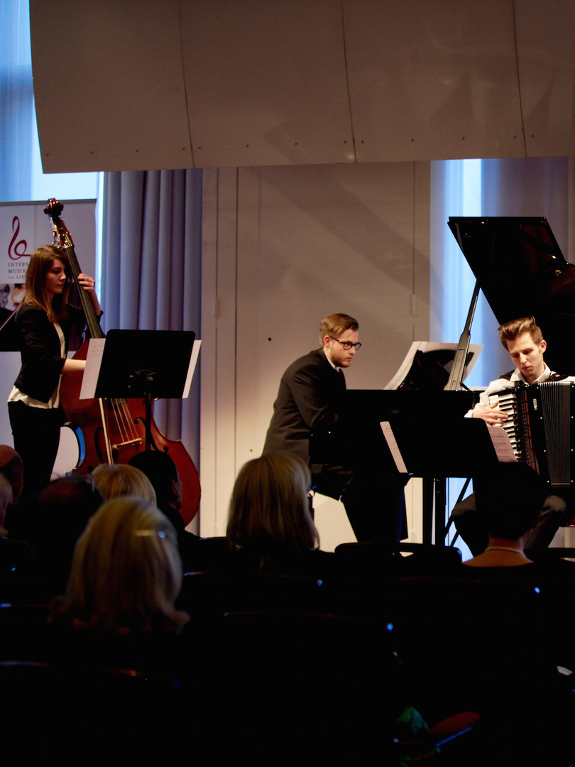 Damian Keller Quintet in Bad Ragaz