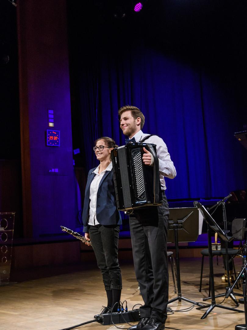 Fidelio award concert 2017