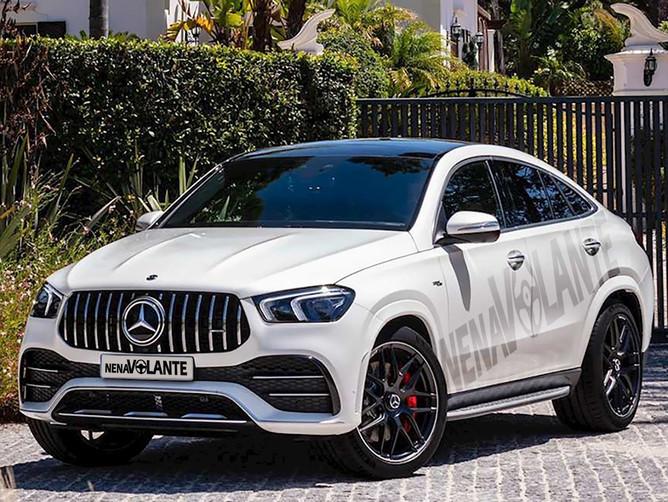 Mercedes Benz Clase GLE Coupé 4Matic (2021)