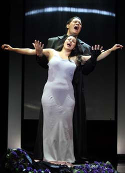 Act IV, Adriana Lecouvreur