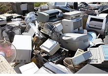 E waste removal North and West Vancouver
