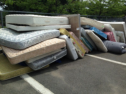 Mattress recycling vancouver