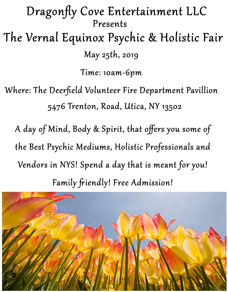 The Vernal Equinox Psychic & Holistic Fair