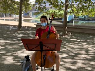 Anne Kim, cello