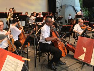 Alvin McCall, cello