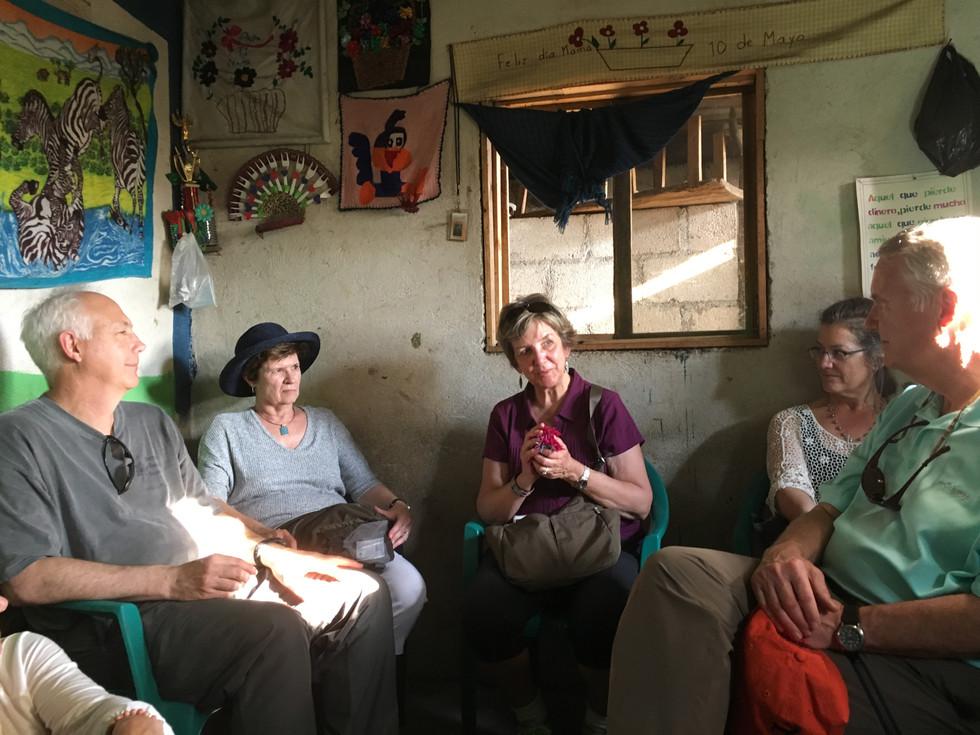 2017Rotarians Home Visit Santa Catarina
