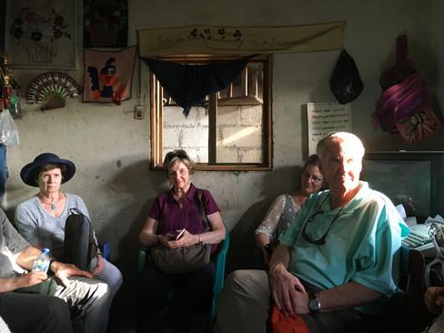 2017 Rotarians Home Visit Santa Catarina