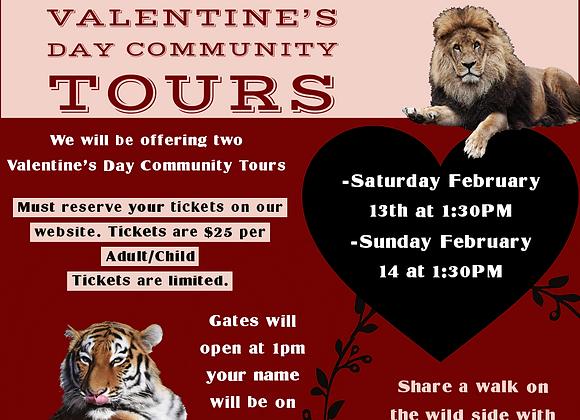 Valentine's Tours