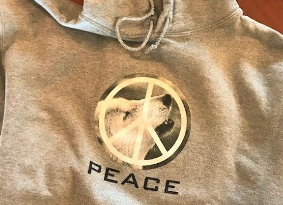 Lakota Peace Hoodie