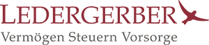 Logo Ledergerber Vermögen Steuern Vorsorge Treuhand