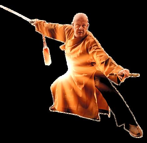 Kè lì sī · 克力思 · Shaolin Veränderungsbegleitung