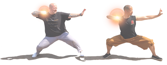 Prof. Dr. Chris Dorn I Shaolin Meister Shi Yan Lu I Just CHRIS