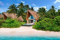 St. Regis Maldives Vommuli Resort Beach