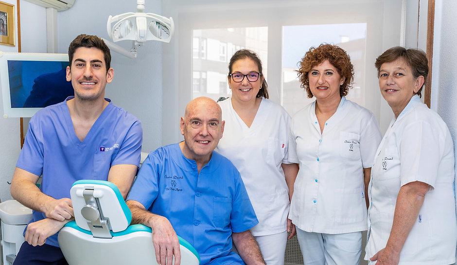 Equipo Clinica Santander