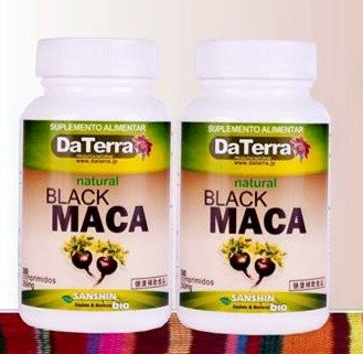 2un Black Maca 300 comprimidos (黒マカ 300粒)