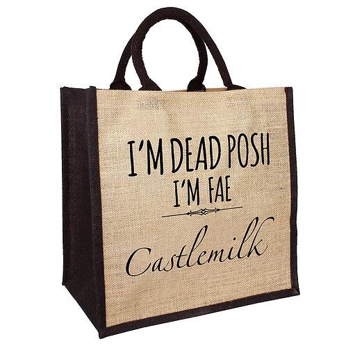 Dead Posh Bag - Castlemilk