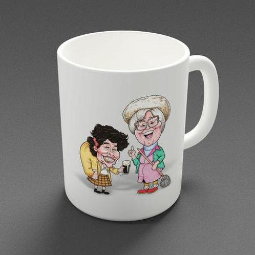 Auld Burdz Mug