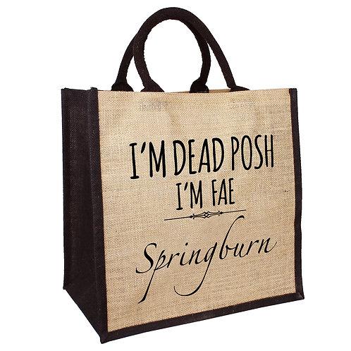 Dead Posh Bag - Springburn