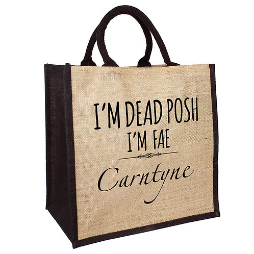 Dead Posh Bag - Carntyne