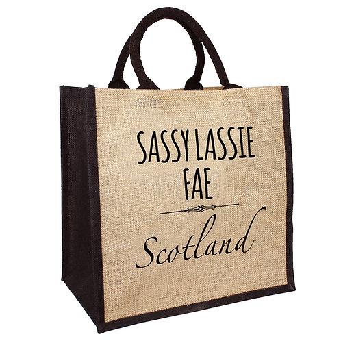 Sassy Lassie Bag - Scotland