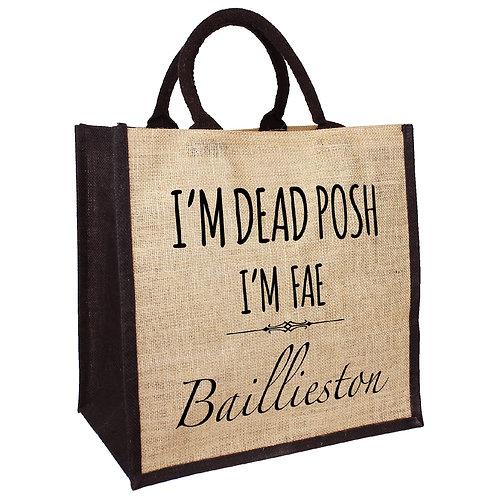 Dead Posh Bag - Baillieston
