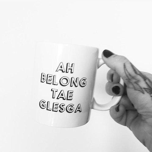Ah Belong Tae Glasgow Mug
