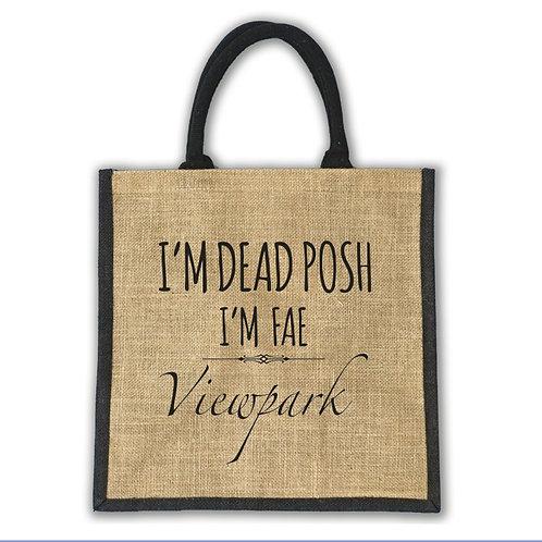 Dead Posh Bag - Viewpark