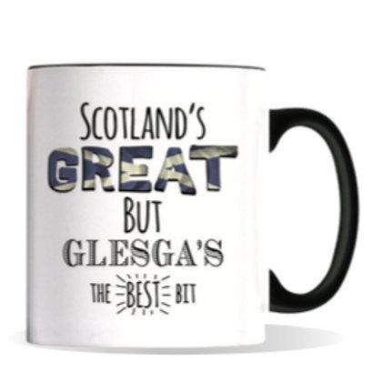 Scotland's Great Mug
