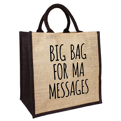 Big Bag For Ma Messages