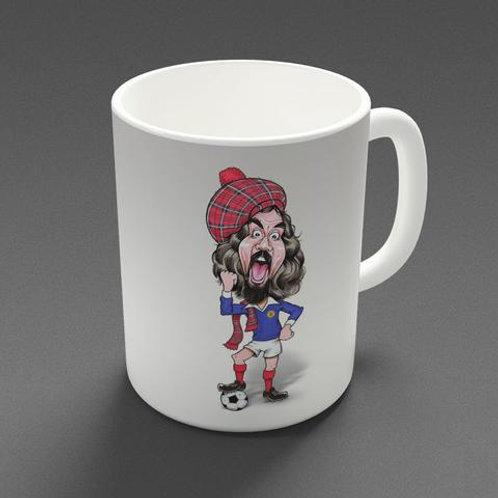 Oor Billy Mug - Scotland Billy