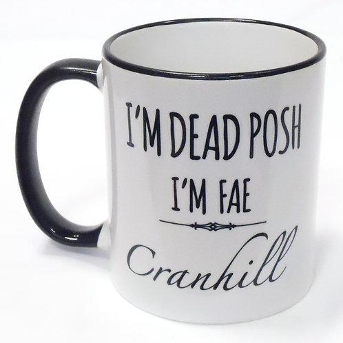 Dead Posh Mug - Cranhill