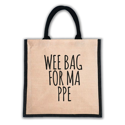 Wee Bag For Ma PPE