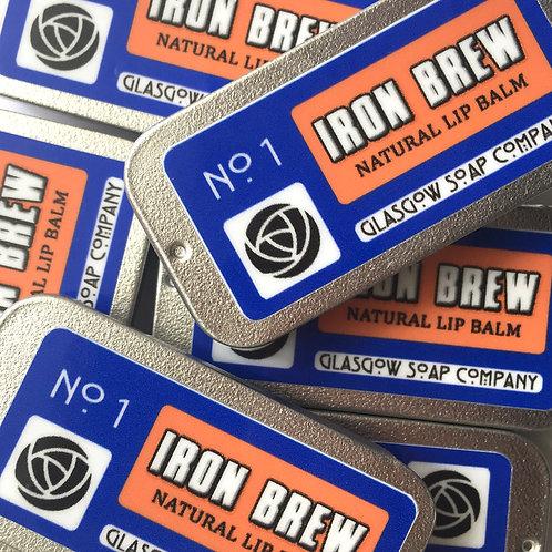 Iron Brew Lip Balm