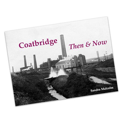 Coatbridge Then and Now