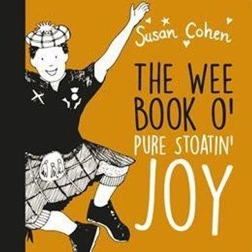 The Wee Book O' Pure Stoatin' Joy