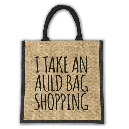 Take An Auld Bag Shopping