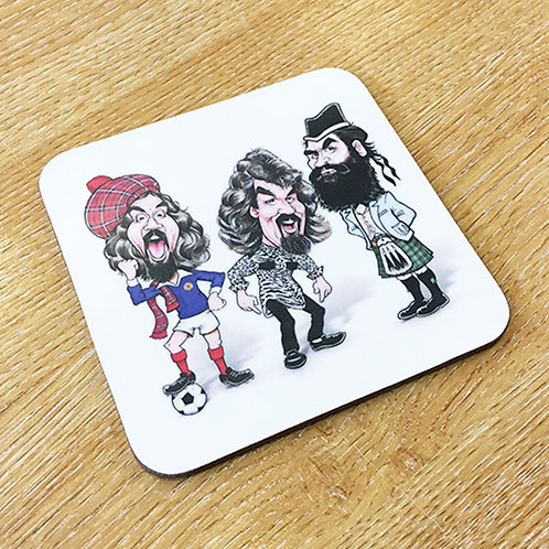 Oor Billy Coaster - 80s Billy