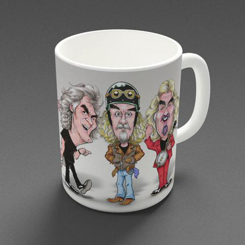 Oor Billy Mug - 90s/00s Billy
