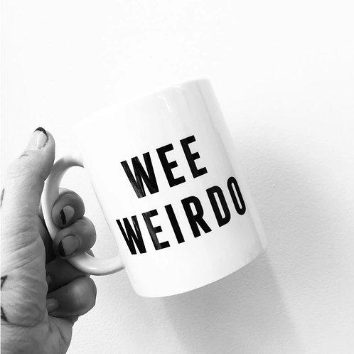 Wee Weirdo Mug