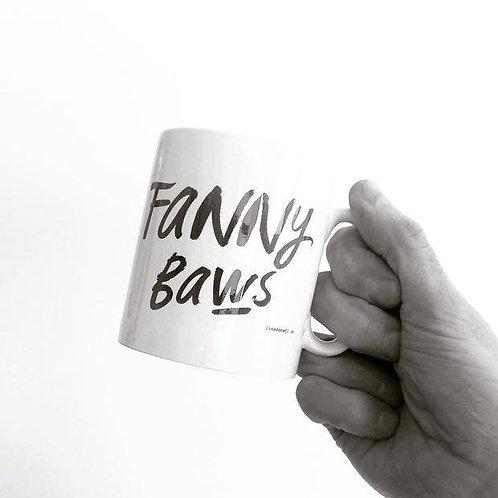 Fanny Baws Mug