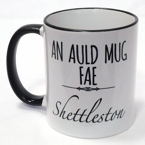 Auld Mug - Shettleston