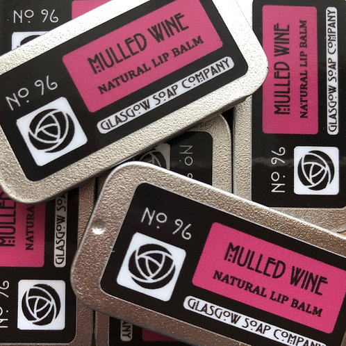 Mulled Wine Lip Balm